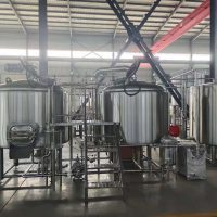 5HL compnlete set of brewery system for sale