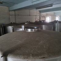 Stainless Steel 3,000 litre new vessels 10 off